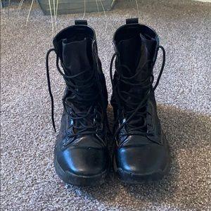 Nike Black Work Boots
